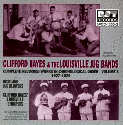 Clifford Hayes & the Louisville Jug Bands, Vol. 3