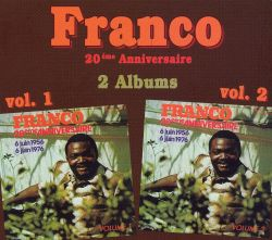 Franco - 20th Anniversaire