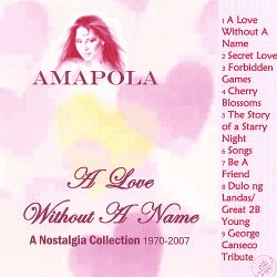 Amapola - A Love Without a Name
