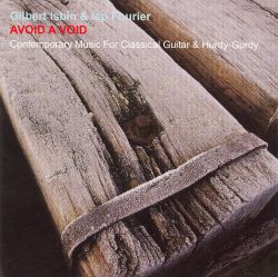 Gilbert Isbin - Avoid a Void: Contemporary Music for Classical Guitar & Hurdy-Gurdy
