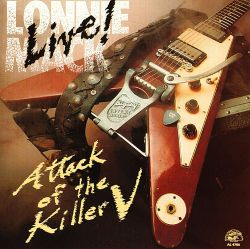 Attack of the Killer V: Live