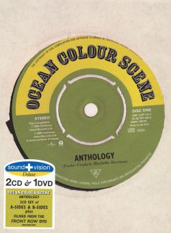 Anthology [2CD/DVD]