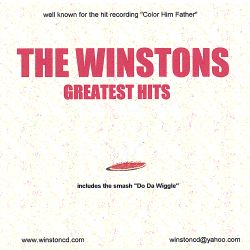 The Winstons - The Winstons Greatest Hits