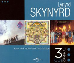 Lynyrd Skynyrd - Nuthin' Fancy/Second Helping/Street Survivors
