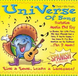 Universe of Song: Sing a Song, Learn a Language!