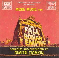 More Music from The Fall of the Roman Empire
