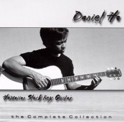 Daniel Ho - Hawaiian Slack Key Guitar Collection
