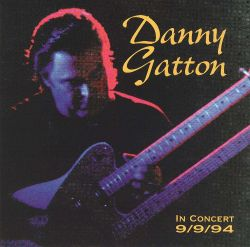 In Concert - Danny Gatton