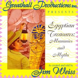 Jim Weiss - Egyptian Treasures: Mummies