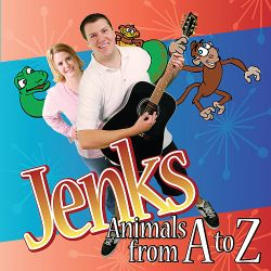 Jenks - Animals from A to Z