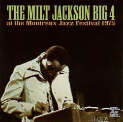 The Milt Jackson Big 4 at the Montreux Jazz Festival 1975