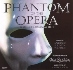 Phantom of the Opera & Other Broadway Hits - Orlando Pops Orchestra