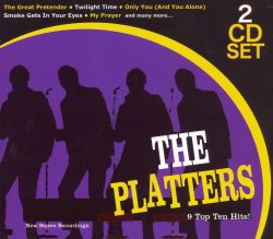 The Platters - 9 Top Ten Hits