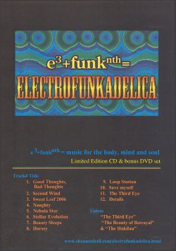 e3+Funknth= Music for the Body, Mind & Soul