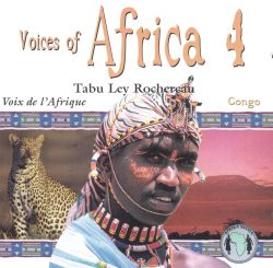 Voices of Africa, Vol. 4: Congo