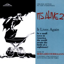 Original Soundtrack - It's Alive 2: It Lives Again