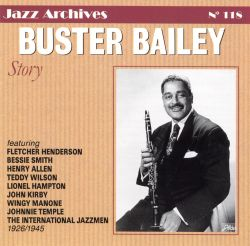 Buster Bailey Story, 1926-1945