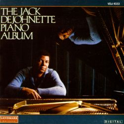The Jack DeJohnette Piano Album