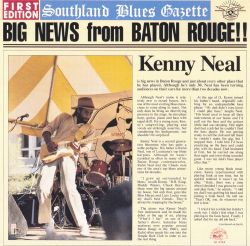 Big News from Baton Rouge!!