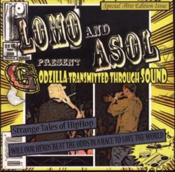 Lomo - Godzilla Transmitted Through Sound