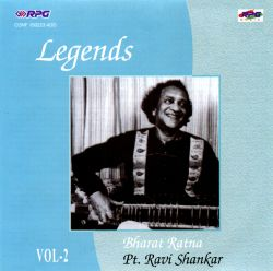Ravi Shankar - Legends, Vol. 2