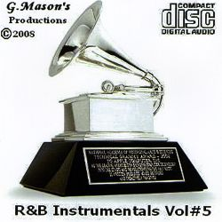 G. Mason - R&B Instrumentals, Vol. 5: Grammy Proof