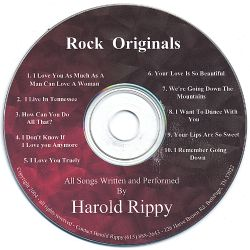 Harold Rippy - Rock Originals