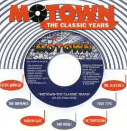 Motown The Classic Years Various Artists Songs