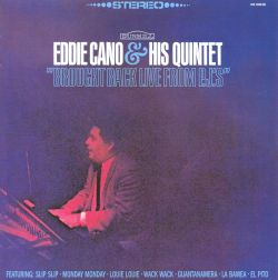 Eddie Cano - Brought Back Live from P.J.'s
