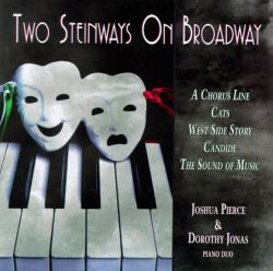 Two Steinways on Broadway