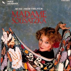 Original Soundtrack - Madame Sousatzka