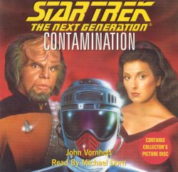 Michael Dorn - Star Trek: The Next Generation - Contamination