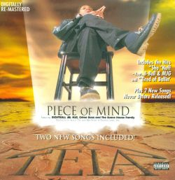 Piece of Mind - Tela