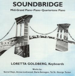 Loretta Goldberg - Soundbridge