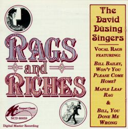 David Dusing Singers - Rags and Riches