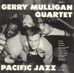 Gerry Mulligan Quartet, Vol. 1