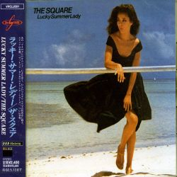 Lucky Summer Lady - T-Square