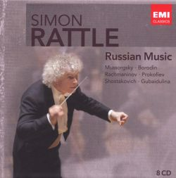 Simon Rattle: Russian Music