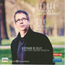 "Dvorák: Symphony No. 9 ""From the New World""; Suk: Pohádka Op. 16 ""Fairy Tale"""