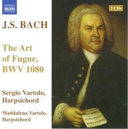 J.S. Bach: The Art of Fugue, BWV 1080