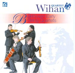 Beethoven: Early String Quartets