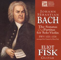 Bach: The Sonatas & Partitas for Solo Violin