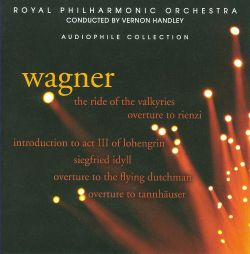 The Ride of the Valkyries: Orchestral Music by Wagner