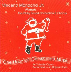 Vincent Montana Jr. Presents One Hour Of Christmas Music:  44 Yuletide Carols Performed In An Upbeat Style - Vincent Montana, Jr. / The Philly Sound Orchestra