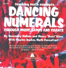 Henry Buzz Glass / Rosemary Hallum - Dancing Numerals