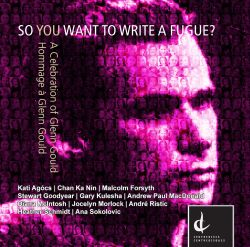 Glenn Gould-So You Want To Write A Fugue? (Hd)
