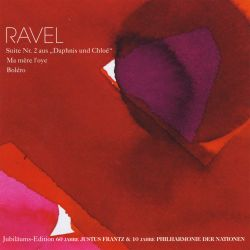 Justus Frantz / Philharmonia of the Nations - Ravel: Suite No. 2 aus