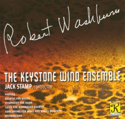 The Composer's Voice: Robert Washburn