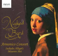 Naked Byrd, Vol. 1 - SIGCD180 - Hyperion Records - MP3 and