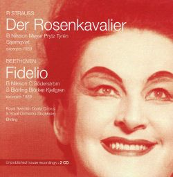 Birgit Nilsson - Royal Swedish Opera Archives, Vol. 2
